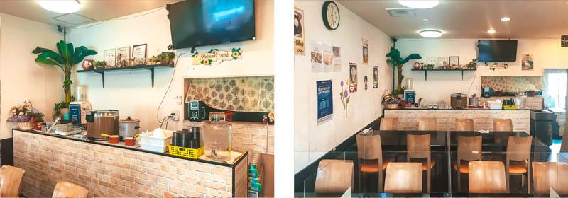 Cusina ni Nanay Kariya City restaurant ambiance